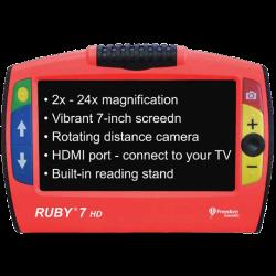 Ruby 7 HD